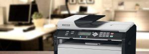 printer in error state Windows 10