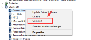 Windows 10 Bluetooth Driver