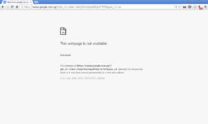 err_spdy_protocol error