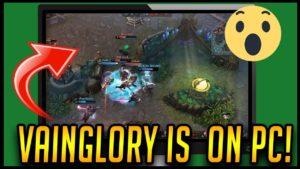 Vainglory on PC