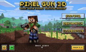 Pixel Gun 3D for PC