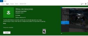 Xbox Accessories App