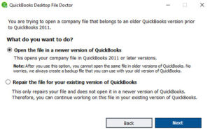 quickbooks error solution