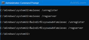 Java Error Code 1601