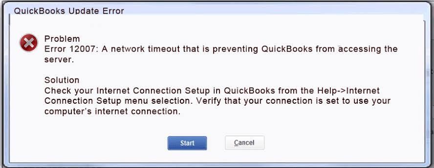 error 1328 error updating file