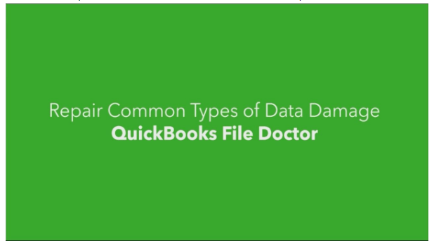 Quicbooks file Doctor
