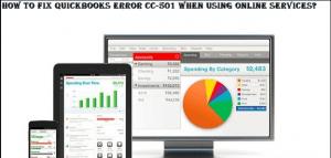 Quickbooks error 501