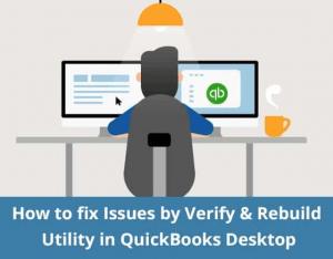 Quickbooks Rebuild Data