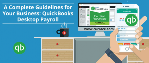Quickbooks Desktop payroll