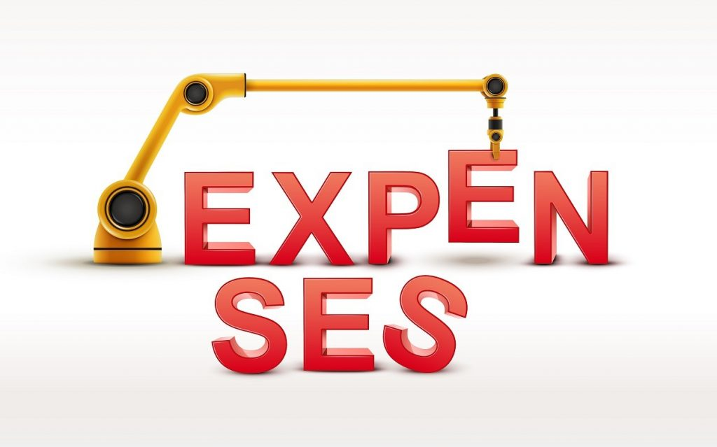 add expense in Quickbooks
