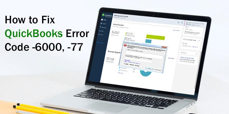 QB Error Code 6000 77