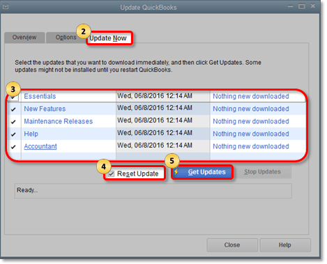 Quickbooks Payroll Update Error