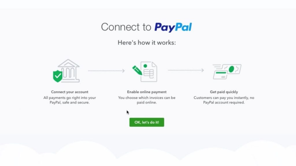 Connect PayPal to Quickbooks