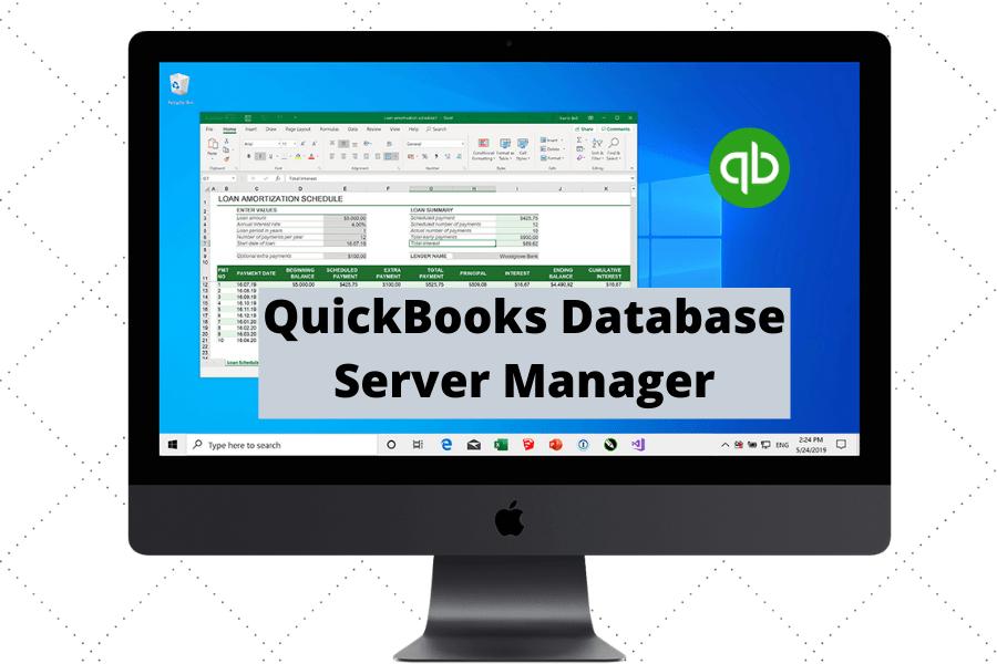 QB Database Server manager Tool
